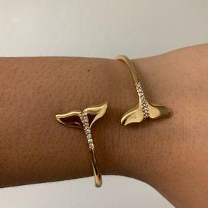 kate spade Jewelry - KATE SPADE Off We Go Whale Bracelet